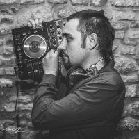 Krivafotka.cz - promo fotografie DJ Akrom